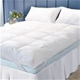 12cm Duck Feather Mattress Topper_FBDT-_0
