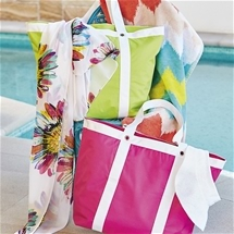 Tropical Beach Tote
