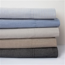 Chambray Sheet Sets