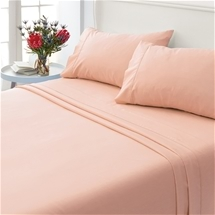 Cooling Bamboo Blend Sheet Sets