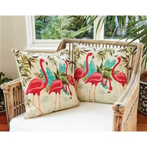 Flamingo Cushions