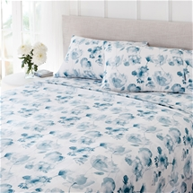 Floral 1000TC Cotton Rich Sheet Sets