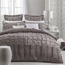 Francesca Taupe Bedding