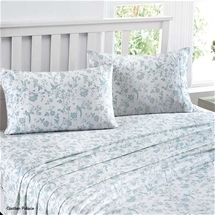 Laura Ashley 375TC Cotton Sateen Sheet Set