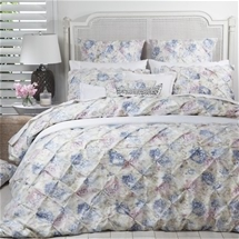 Logan and Mason Primrose Blue Bedding