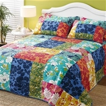 Summer Floral Bedding