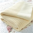 Cotton Cellular Blanket_CELBL_0