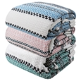 Cotton Jacquard Blanket_CJBKT_1
