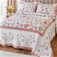 Luxurious Patchwork Bedspread_LXPTW_0