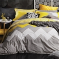 Marley Yellow Quilt Cover Set_MARLS_0