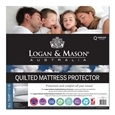 Logan and Mason Quilted Mattress Protector_MQATS_0