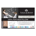 Logan and Mason 100% Feather Pillow_fpola_2