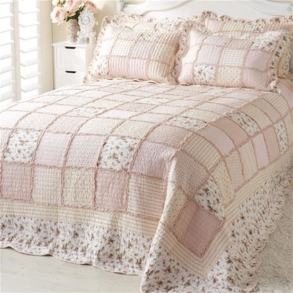 Spring Rose Bedding